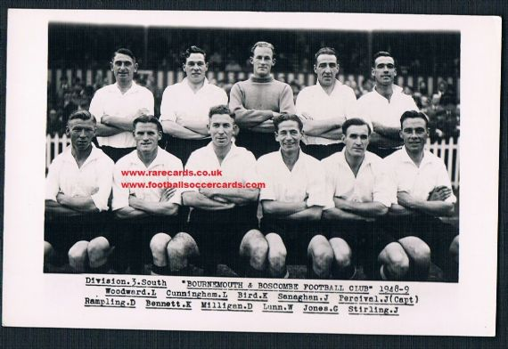 1948 Bournemouth Boscombe Wilkes